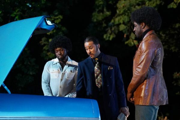 """Still of Jason Dirden as Gerald Aims from BET's """"American Soul"""" episode 101. (Annette Brown/BET)"""