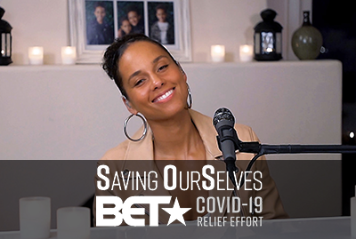 Saving Our Selves: A BET COVID-19 Relief Effort – G