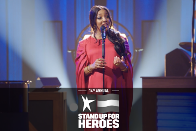 The 14th Annual Stand Up for Heroes