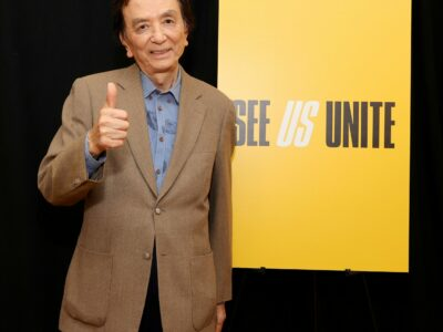 """LOS ANGELES, CALIFORNIA - MAY 21: In this image released on May 21, 2021, James Hong attends the """"See Us Unite for Change - The Asian American Foundation (TAAF) in service of the AAPI Community"""" Broadcast Special in Los Angeles, California. (Photo by Rich Fury/Getty Images for See Us Unite)"""