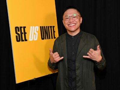 """LOS ANGELES, CALIFORNIA - MAY 21: In this image released on May 21, 2021, Tim Chantarangsu attends the """"See Us Unite for Change - The Asian American Foundation (TAAF) in service of the AAPI Community"""" Broadcast Special in Los Angeles, California. (Photo by Kevin Mazur/Getty Images for See Us Unite)"""